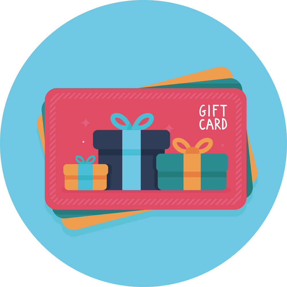 how to create gift cards for your business
